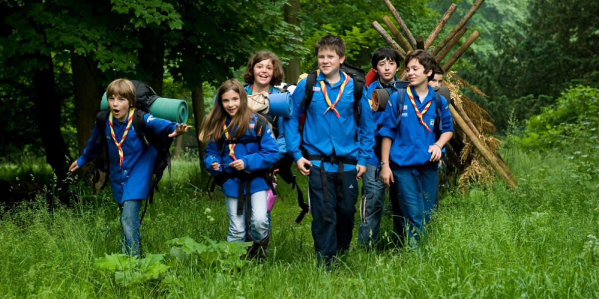 Scouts guides 1